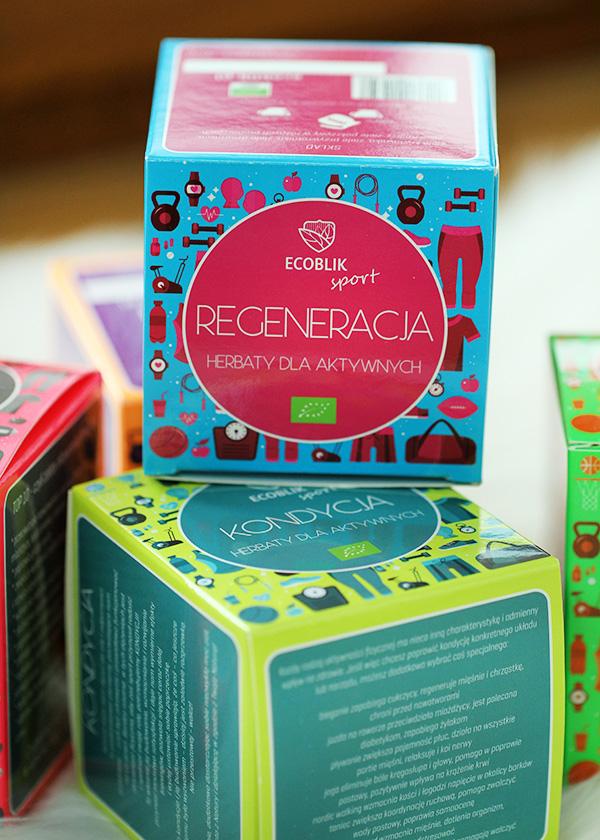 herbaty dla aktywnych EcoBlik