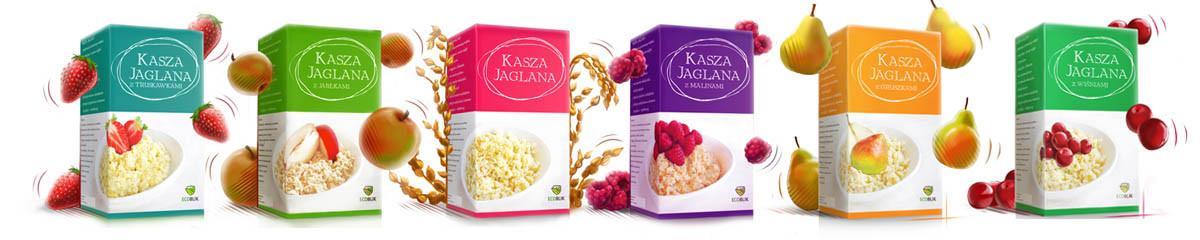 set of millet packaging
