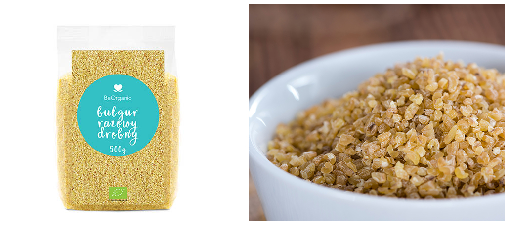 bulgur packaging