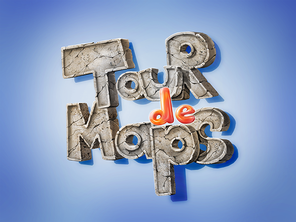 Tour de Maps logo